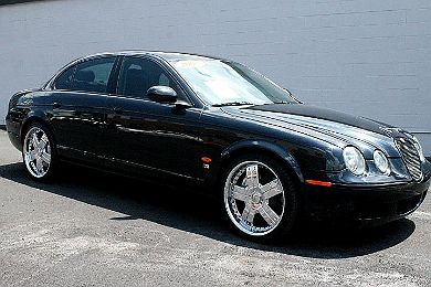 2005 Jaguar S Type R For Sale In Concord, NC Image 1 ...
