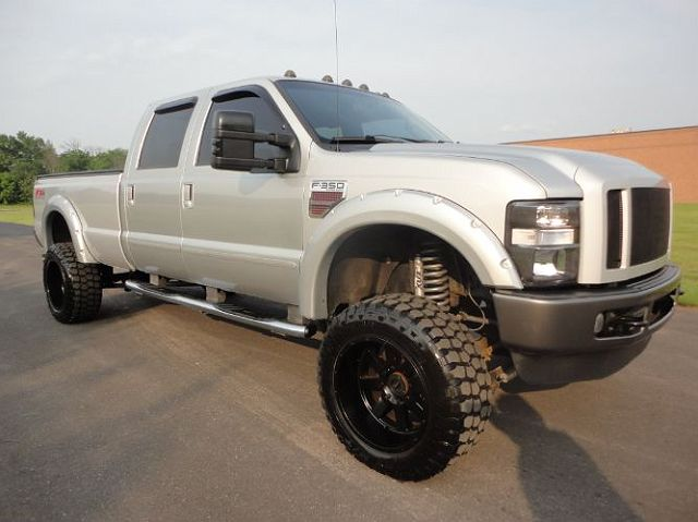 2008 Ford F-350 FX4