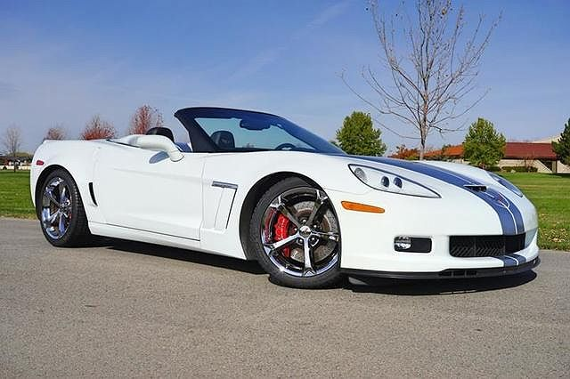 2013 Chevrolet Corvette Grand Sport LT4