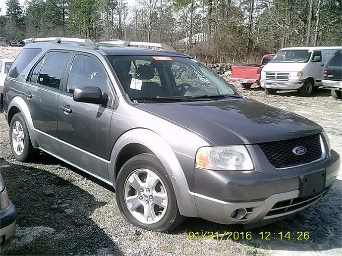 2006 Ford Freestyle Sel For In Lexington Sc Image 1