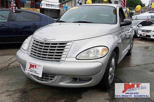 2004 Chrysler PT Cruiser Limited Edition Platinum