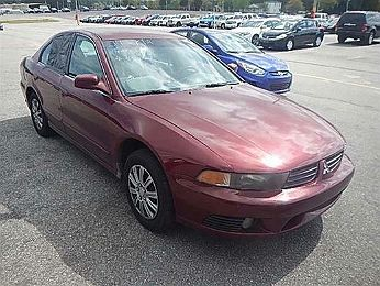 2003 Mitsubishi Galant ES For Sale In Lexington, SC Image 2 ...