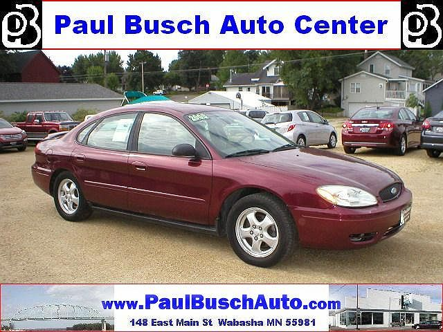 East Main Auto >> 2005 Ford Taurus Se For Sale In Wabasha Mn