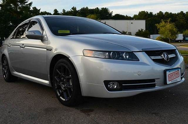 2007 Acura Tl Type S For Sale In Canton Ma