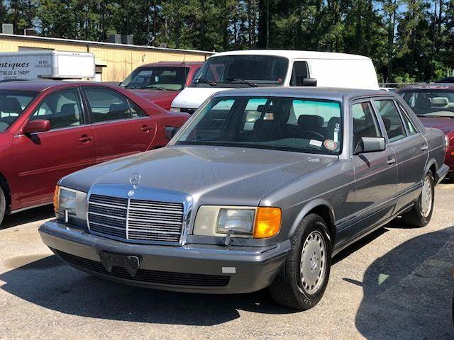1991 Mercedes-Benz 300 SEL