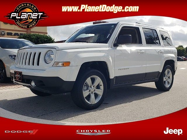 2013 Jeep Patriot Limited Edition