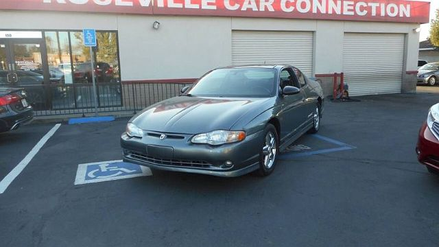2005 Chevrolet Monte Carlo SS Supercharged