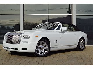 2015 ROLLS-ROYCE PHANTOM DROPHEAD