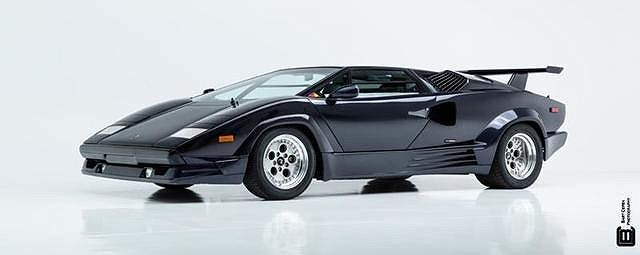 Lamborghini Countach Convertible For