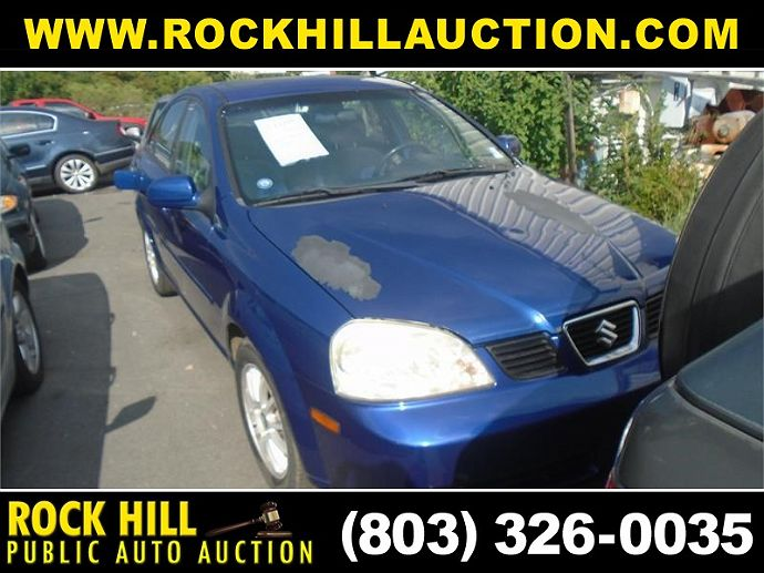 Rock Hill Public Auction >> 2004 Suzuki Forenza Lx For Sale In Rock Hill Sc