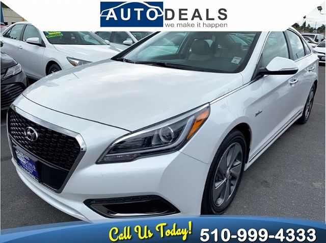 2016 Hyundai Sonata Limited Edition