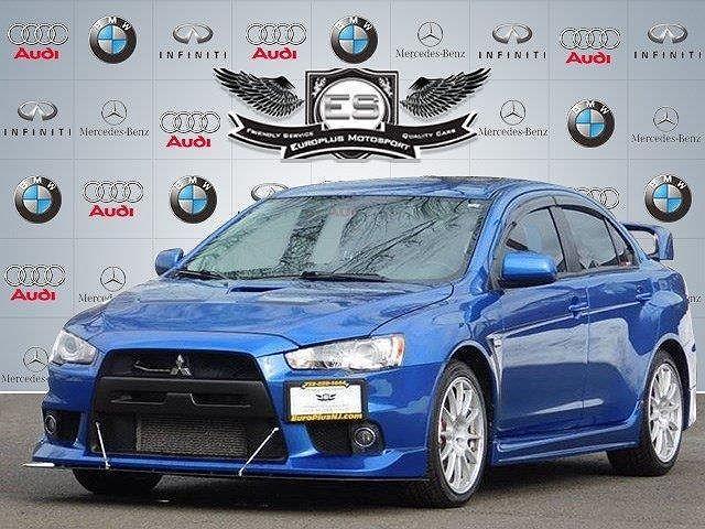 2008 Mitsubishi Lancer Evolution GSR