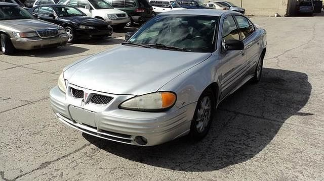 2001 Pontiac Grand Am SE SE1