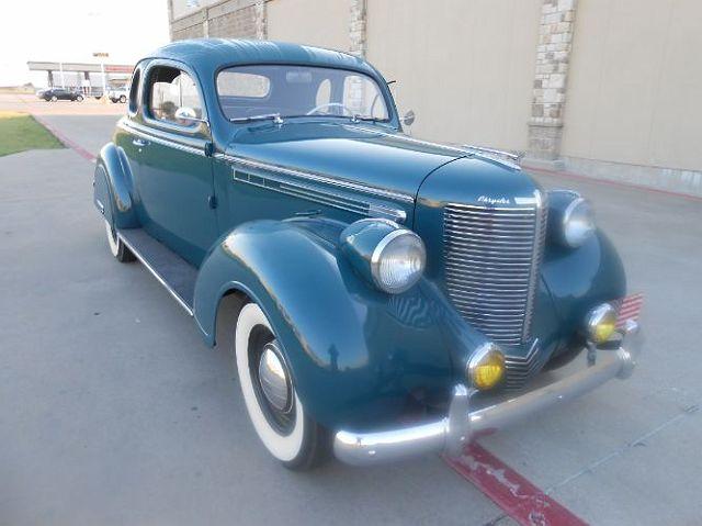1938 Chrysler Royal