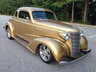 1938 CHEVROLET 5 WINDOW COUPE