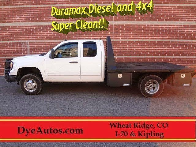 2008 GMC Sierra 3500HD Work Truck