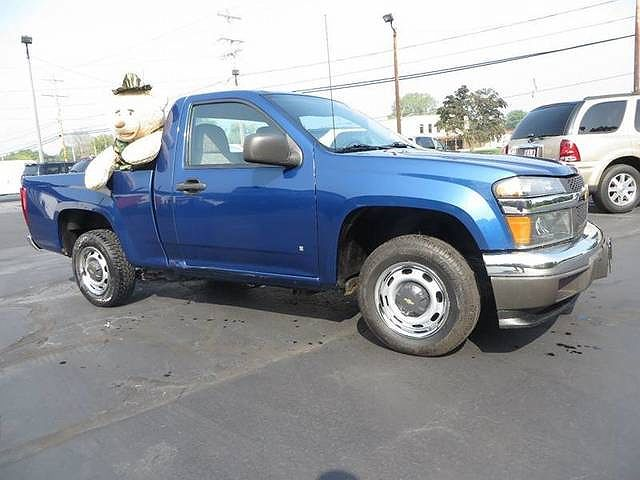 2006 Chevrolet Colorado Work Truck
