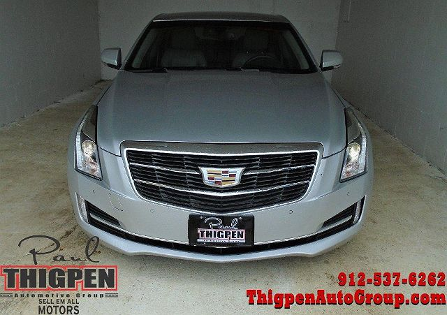 2015 Cadillac ATS Performance