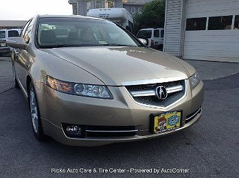 Acura TL For Sale In Front Royal VA - 2007 acura tl front bumper