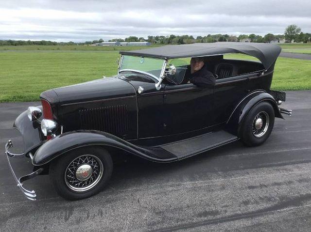 1932 Ford Model B Phaeton