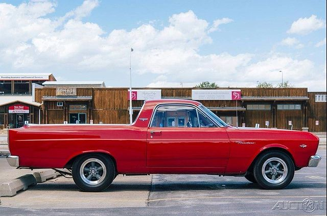 1966 Ford Ranchero