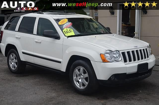 2007 Jeep Grand Cherokee Laredo >> 2007 Jeep Grand Cherokee Laredo For Sale In Huntington Ny