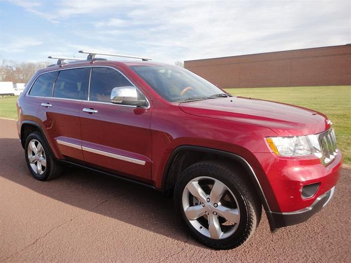 2013 Jeep Grand Cherokee Overland >> 2013 Jeep Grand Cherokee Overland For Sale In Hatfield Pa