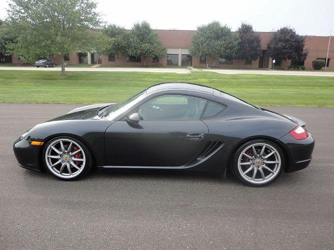 2007 Porsche Cayman S For Sale In Hatfield Pa