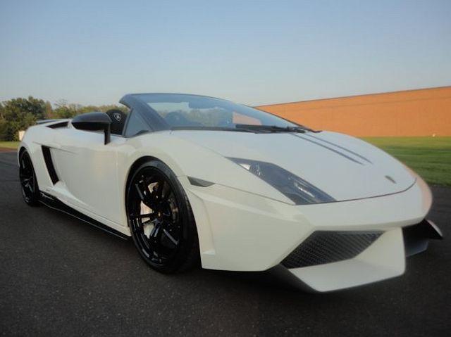 2011 Lamborghini Gallardo LP570 Spyder Performante