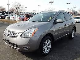 2009 Nissan Rogue S