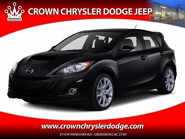 2012 Mazda MAZDASPEED3 Touring