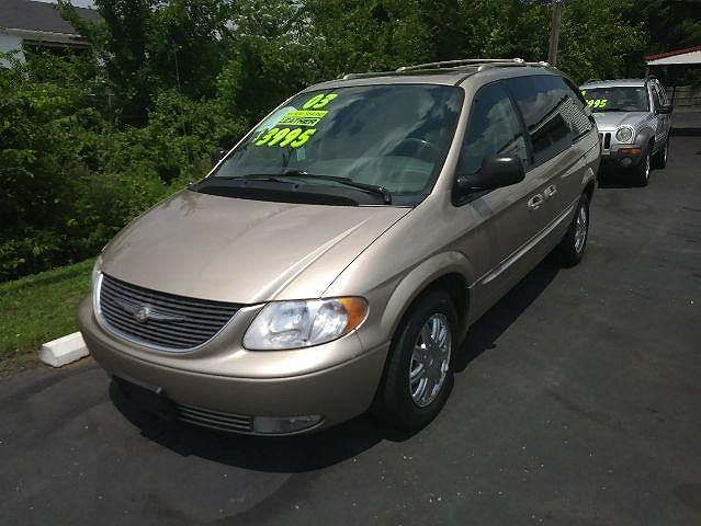 2003 Chrysler Town & Country Limited Edition