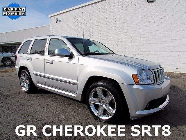 Jeep Cherokee Srt8 For Sale >> 2006 Jeep Grand Cherokee Srt8 For Sale In Madison Nc