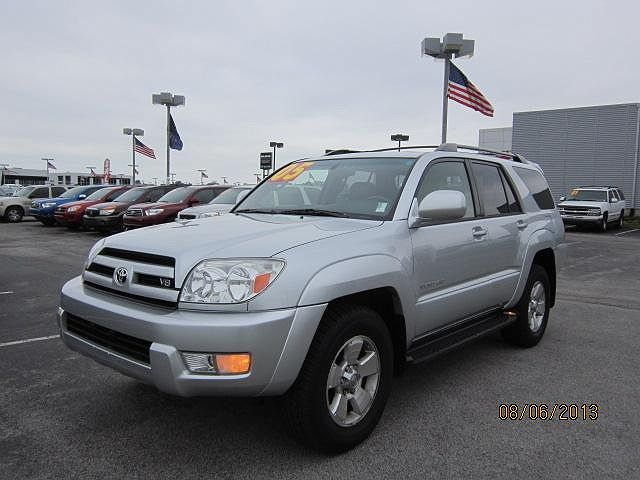 2005 Toyota 4Runner Limited Edition