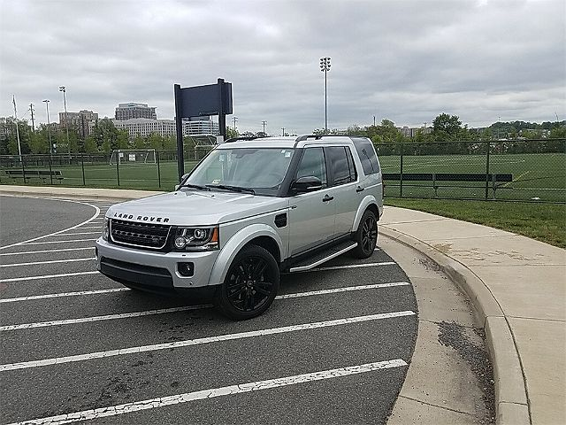 2016 Land Rover LR4 HSE LUX
