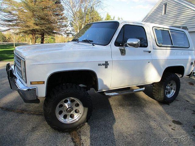 1980 To 1990 Chevrolet Blazer For Sale