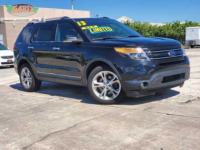 2013 Ford Explorer Limited Edition