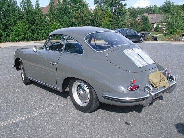 1963 Porsche 356 Super 90