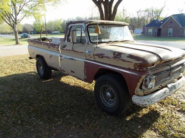 1965 Chevrolet C/K 20
