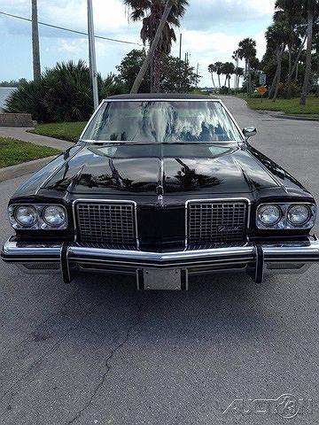 1974 Oldsmobile Ninety Eight