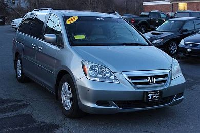 2006 Honda Odyssey EX For Sale In Southborough, MA Image 7 ...