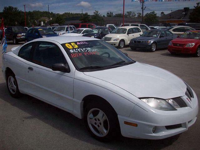 2005 Pontiac Sunfire 1SV