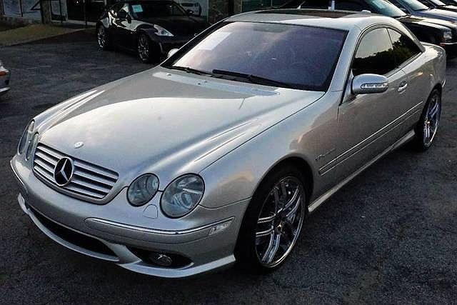 2003 Mercedes-Benz CL-Class AMG CL 55