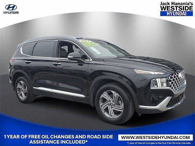 2021 Hyundai Santa Fe SEL Convenience