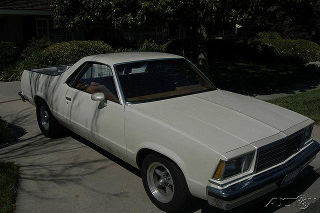1979 GMC Caballero