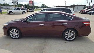 2013 TOYOTA AVALON LIMITED EDITION