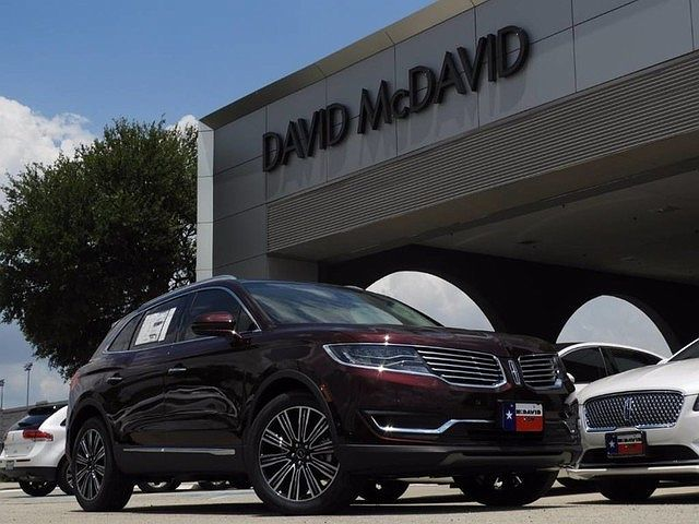 2017 Lincoln Mkx Black Label For In Plano Tx Image 1