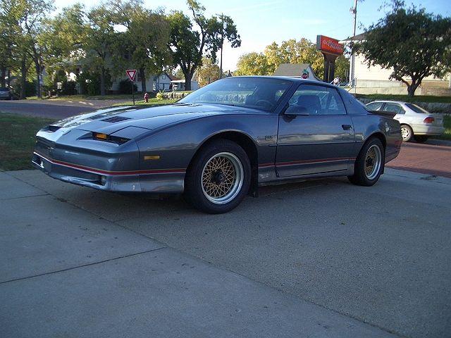 1988 Pontiac Firebird Trans Am GTA
