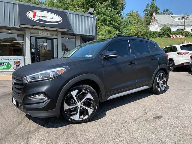 2018 Hyundai Tucson Limited Edition