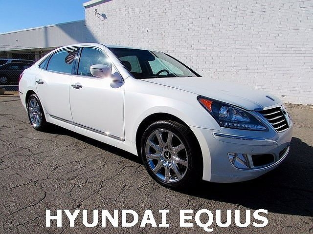 2011 Hyundai Equus Signature